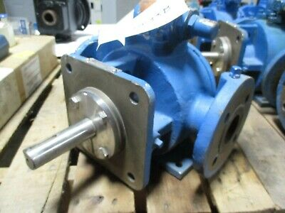 Viking Pump Sn 12390541 Mn Lvp 41017 Damage To Shaft 3071033b Used