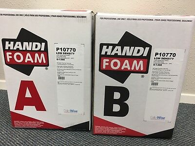 Handi Foam 1000 Bf  350 Free Bf Open Cell Spray Foam Insulation Kit Fr