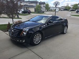 CTS4 Premium coupe 2012 AWD