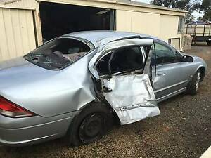 2002 Series 3 AU Ford Falcon 6cyl Sedan (Wrecking) Munno Para Playford Area Preview