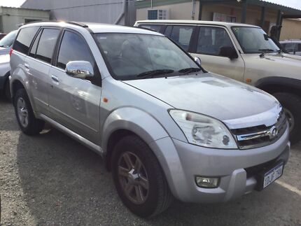 2010 Great Wall X240 4x4 man Wagon only 96,000 klms Silver Sands Mandurah Area Preview