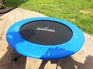 Used Spalding mini tramp.  A1 condition. Cardiff South Lake Macquarie Area Preview