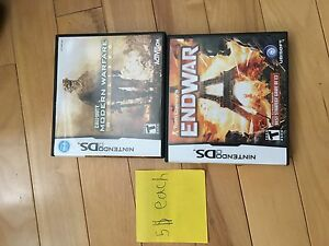 Couple DS Games