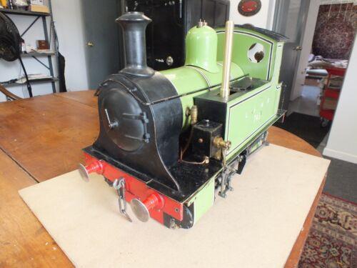 "5"" Gauge Live Steam Engine Locomotive 0-4-0"