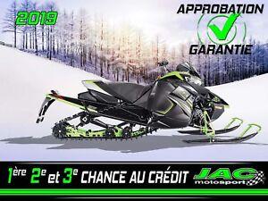 2019 Arctic Cat ZR 9000 Sno Pro 137 Défiez nos prix