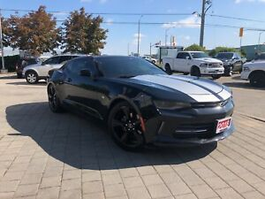 2018 Chevrolet Camaro LT/R/**LEATHER**NAVIGATION**SUNROOF**