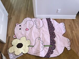 Handmade Floor Quilt for Baby