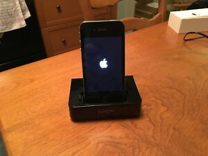 Denon iPod / iPhone cradle for prime audio and video