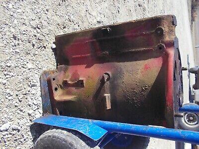 Farmall 240 Rc Ih Tractor Gas Engine Motor Cylinder Block 367825r1