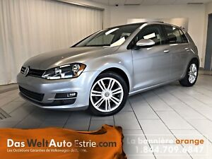 2015 Volkswagen Golf 2.0 TDI Highline, Cuir, Toit, Automatique
