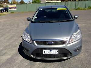 2011 Ford Focus Mark 11 OPEN 7 DAYS APPOINTMENTS DUE TO COVID 19 Bacchus Marsh Moorabool Area Preview