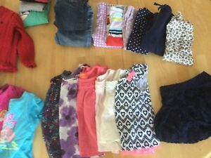 Girl clothes 2T