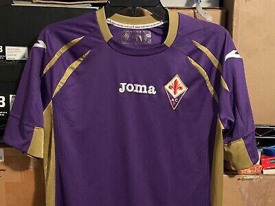 Fiorentina Home football shirt 2014 - 2015 jersey Joma Size Small