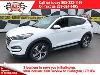 2017 Hyundai Tucson Limited, Automatic, Rear View Camera, AWD