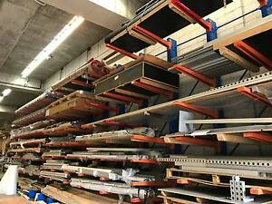 HEAVY DUTY CANTILEVER RACKING neg. Lane Cove West Lane Cove Area Preview
