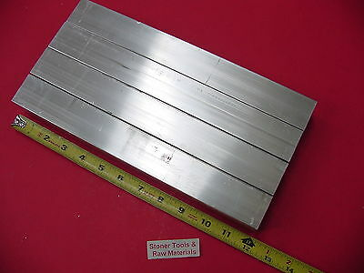 4 Pieces 1-12x 1-12x 18 Wall X 12 Long Aluminum Square Tube 6063 T52