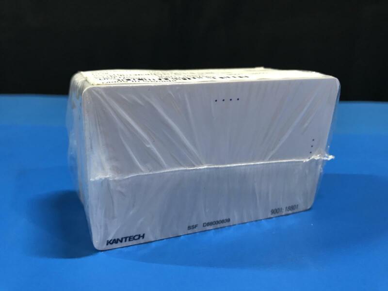 Pack of 50 Kantech MFP-2KDYE-COM ioSmart Cards