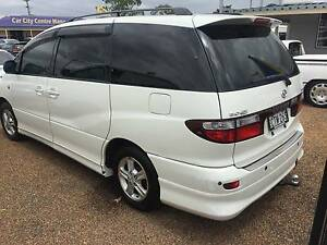 Toyota Estima 2001  – T 3.0 G 7 Seater Wagon , V6 3.0L , Auto Mount Druitt Blacktown Area Preview