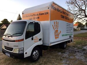 THE HANDY TRUCK Seville Grove Armadale Area Preview