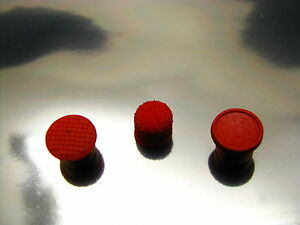 3x-New-IBM-Lenovo-TrackPoint-Red-Cap-Mouse-Pointer-T410-T500-T510-X200-X300-R400