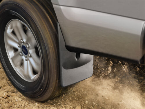 WeatherTech No-Drill MudFlaps for Ford Explorer 2011-2019 Front//Rear Set