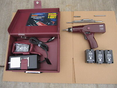 Hios F-9000 Torque Controlling Driver Power Electric Screwdriver Model Airplane