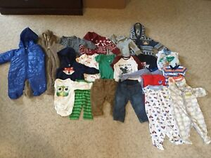 Boys 3/3-6month clothing