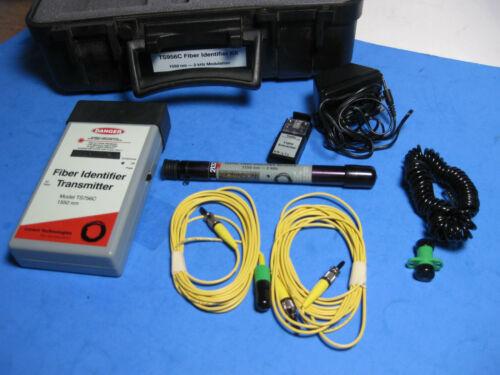 Lucent TS956C 1550 nm, 2 kHz Modulation, Fiber Identifier Kit. WORKS