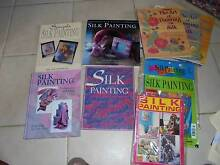 Silk Painting & Craft Books Underwood Logan Area Preview