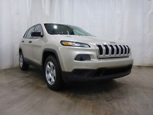 2014 Jeep Cherokee Sport Compare to New @ $28, 565!