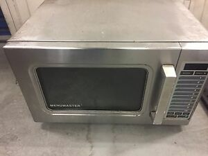 Menumaster commercial stainless steel microwave Lane Cove West Lane Cove Area Preview