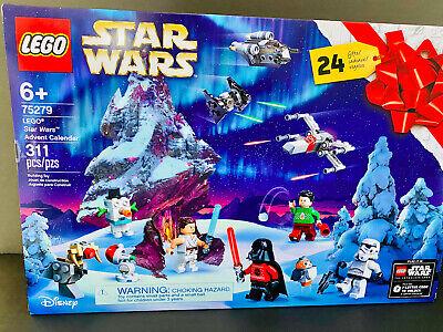 Lego Disney Star Wars Advent Calendar New Sealed 2020!DARTH VADER/Christmas
