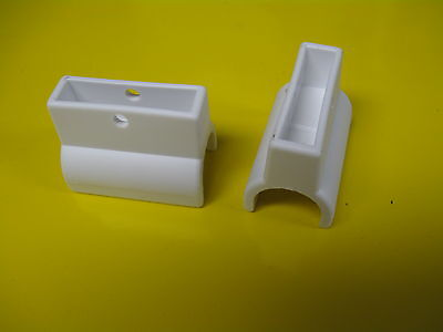 Rail Mount Sockets for Boat Cover Support Bows 7/8