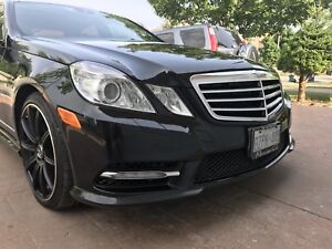 2012 Mercedes e350 4matic
