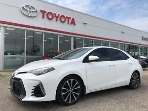 2017 Toyota Corolla SE, Sunroof, New Brakes, 2 New Tires, Trade