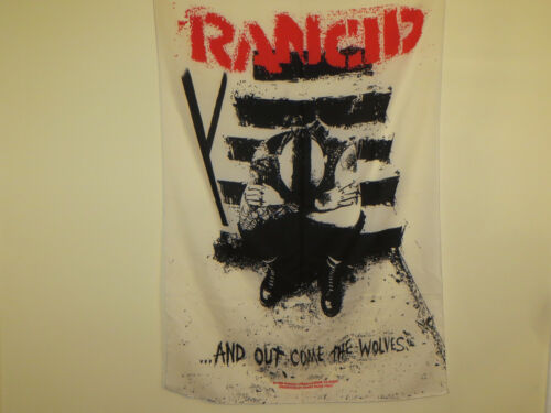Rancid Flag Out Come the Wolves Punk Rock 1996