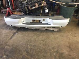 Rear bumper 05 Cadillac Escalade