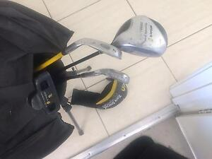 Srixon kids golf clubs Canning Vale Canning Area Preview