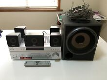 Sony home theatre system 5.1 Hornsby Hornsby Area Preview