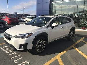 Subaru Crosstrek Limited with eyesight Lease take over.