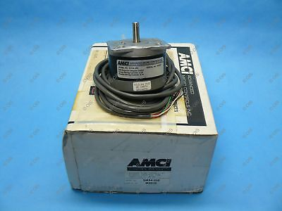 Amsi Sm34-250 Nema 34 Stepper Motor 210 Oz-in 200 Steprev New