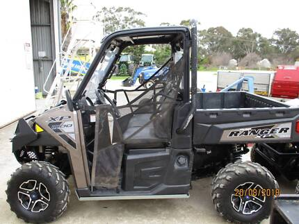 Polaris Ranger XP1000 loads of Extras fitted Tanunda Barossa Area Preview