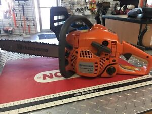 Used Husqvarna 435 Chainsaw Serviced