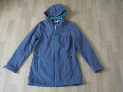 Softshelljacke Jacke blau Gr.38 FLG FLASHLIGHTS  Softshell Jacke Light