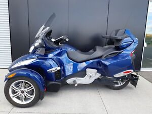 2011 Can-Am Spyder RT Limited SES
