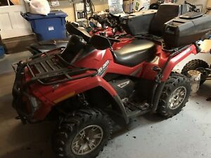 2006 Can-Am Outlander 650XT