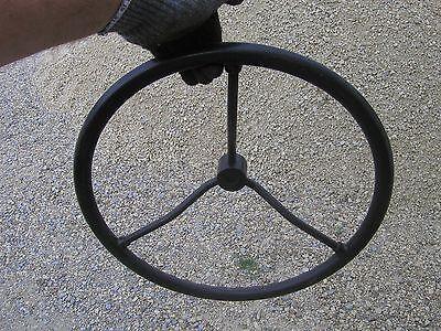 Farmall Ih M W4 W6 W9 400 100 130 200 230 Sa Sc C Tractor Lk Nw Steering Wheel