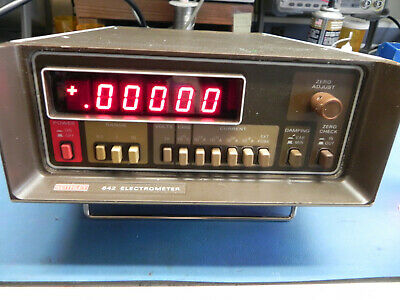 Keithley 642 Precision Electrometer - Tested And Works