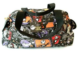 The Nightmare Before Christmas Shoulder Bag Holdall Handbag Jack Skellington