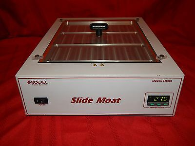 Boekel Slide Moat Model 240000 200w 230v O.87amps